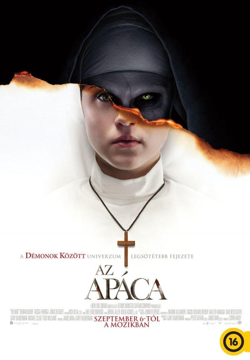 Online Videa Az Apaca 2018 Hd Teljes Film Indavideo Magyarul Online Full Teljes Film